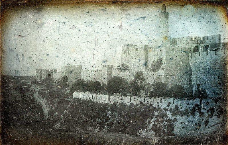 ירושלים בתמונות מלפני 170 שנים